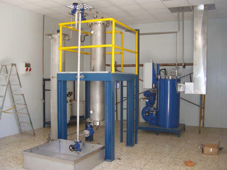 Planta Piloto de Biomasa